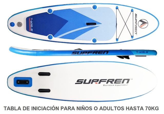 PADDLE SURF HINCHABLE DESDE 219  - PROMO - foto 3