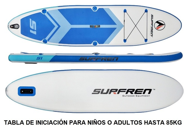 PADDLE SURF HINCHABLE DESDE 219  - PROMO - foto 4