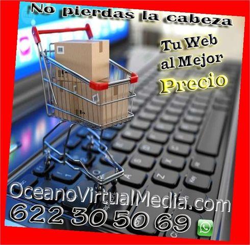 DISEÑO WEB Y PROGRAMACION *  DESDE 190 *  - foto 1