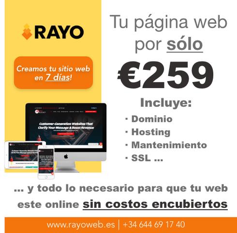 DISEÑO PAGINAS WEB -TIENDA ONLINE - foto 3