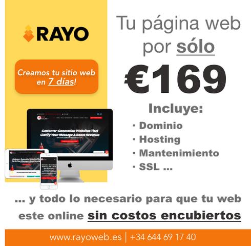 DISEÑO PAGINAS WEB -TIENDA ONLINE - foto 2