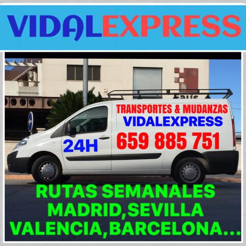 HOY PORTE MADRID SEVILLA DESDE 80EUR - foto 5