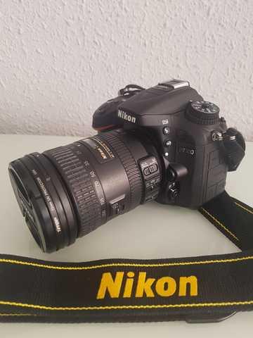 NIKON D7100+OBJETIVO 18-200 MM + FLASH - foto 1