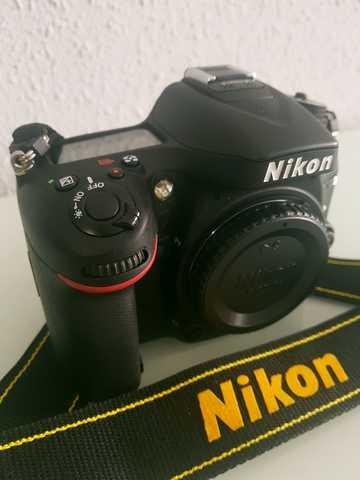 NIKON D7100+OBJETIVO 18-200 MM + FLASH - foto 2