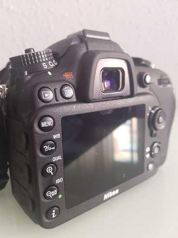 NIKON D7100+OBJETIVO 18-200 MM + FLASH - foto 3