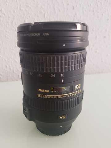 NIKON D7100+OBJETIVO 18-200 MM + FLASH - foto 8