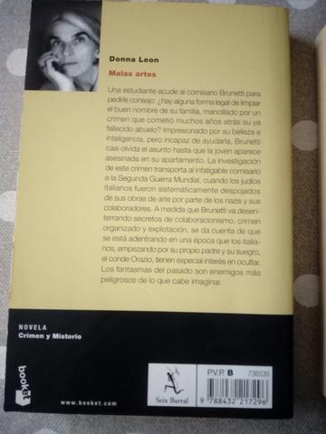 DONNA LEON,  NOVELAS - foto 4