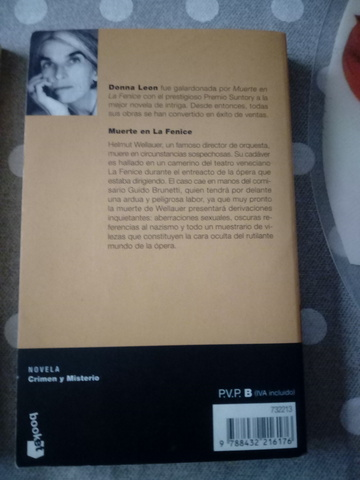 DONNA LEON,  NOVELAS - foto 3