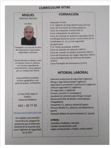 VIGILANTE DE SEGURIDAD - foto 2