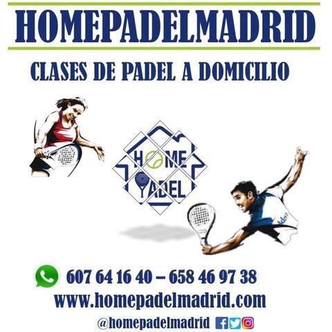 HOMEPADELMADRID CLASES DE PADEL - foto 1