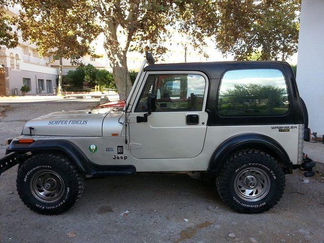 Mil Anuncios Com Jeep Wrangler En Baleares Jeep Wrangler De