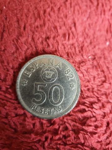 Moneda 50 Pesetas 1980