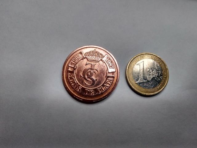 Medalla Ceca Madrid