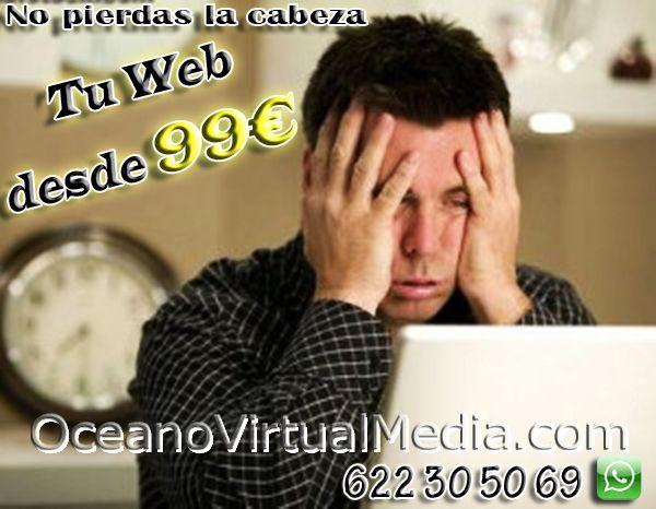 DESDE 190  TU WEB ONLINE - foto 1