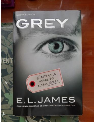 Cincuenta sombras de Grey totalmente sus esposas suaves