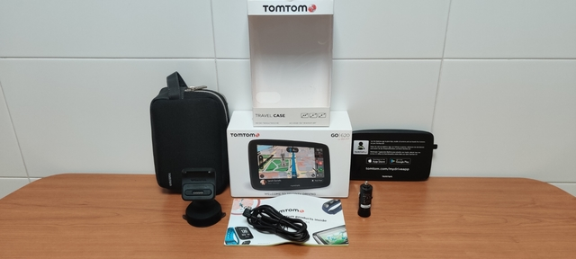 HR Richter KFZ-soporte Haicom para TomTom Tom Tom start 25
