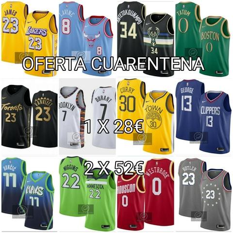 CAMISETAS NBA 24 - foto 1