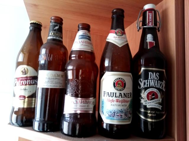 Botellas Antiguas Cerveza