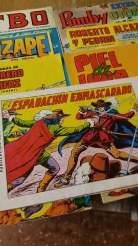 Comics Varios Antiguos