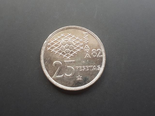 Moneda 25 Pesetas 1980*80
