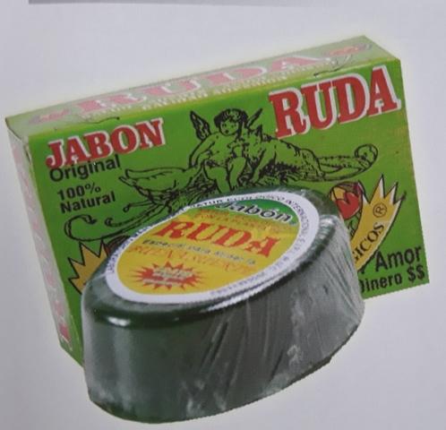 JABÓN DE RUDA - foto 1