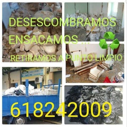 DERRIBOS Y DESESCOMBRADOS EN VALENCIA.  - foto 4