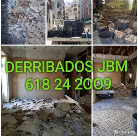 DERRIBOS Y DESESCOMBRADOS EN VALENCIA.  - foto 5