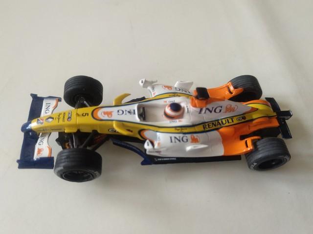 Colección de coche de Fórmula 1 Benetton B186 edición 76