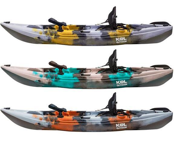 KAYAK DE PESCA COMPACTO POR 349 - foto 6