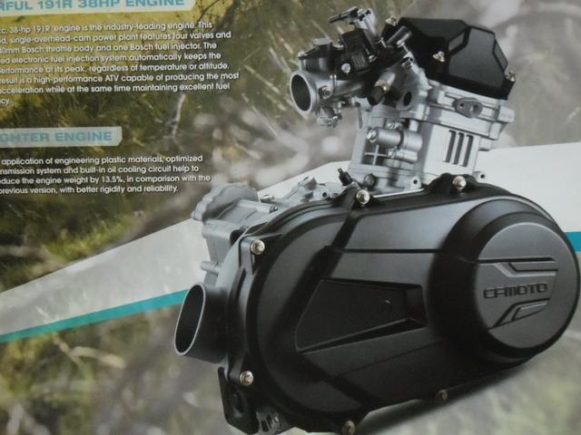 CF MOTO - CF450S - foto 5