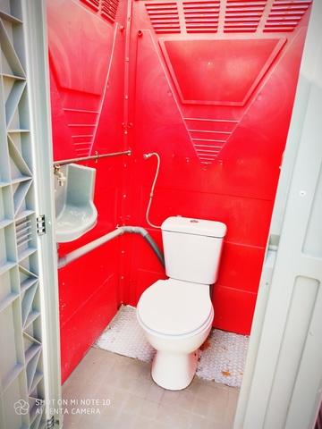 WC ASEO PORTÁTIL DE RED - foto 1