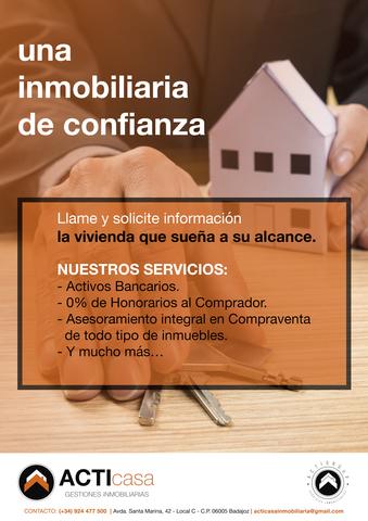 SELECCIÓN DE COMERCIAL INMOBILIARIO - foto 2