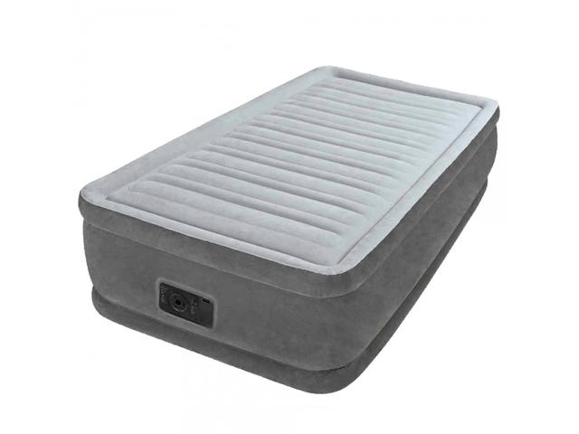 Cama doble cama hinchable colchón inflable colchón con bomba-Intex air Queen 203x152cm