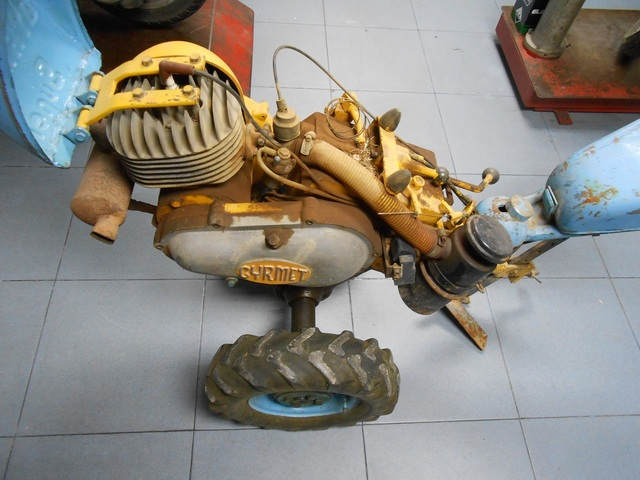 MOTOCULTOR BULTACO / GYRMET - foto 2