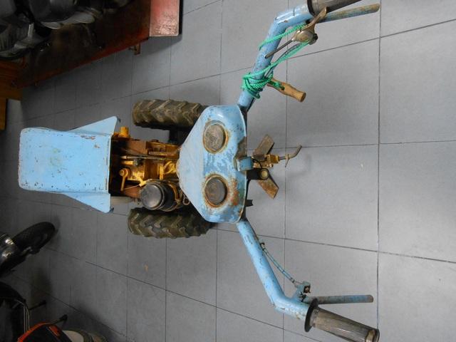 MOTOCULTOR BULTACO / GYRMET - foto 3