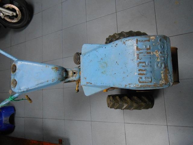MOTOCULTOR BULTACO / GYRMET - foto 4