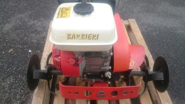 MOTOAZADA BARBIERI B60 MOT HONDA GX160 - foto 3