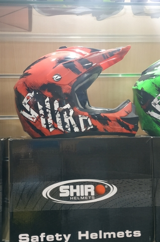 CASCO MINIMOTO CROSS - foto 2