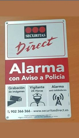 ALARMA SECURITAS - foto 1