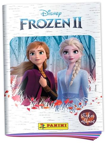 Panini Frozen sticker serie 1 Disney vacía álbum este álbum album