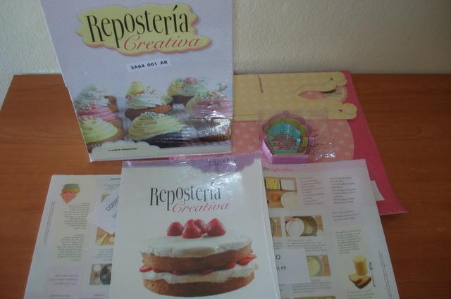 500 RECETAS DE POSTRES Y REPOSTERIA.  - foto 1