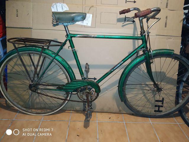 Bicicleta Gimson Clasica Varillas Hombre