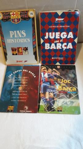 Coleccion  De Pins Del Barça
