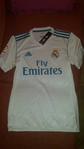 Camiseta Real Madrid 2017-18