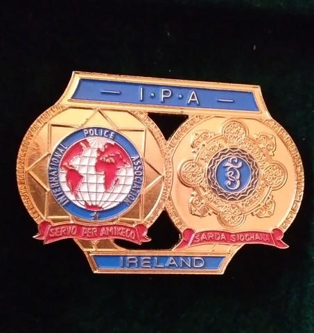 Pin Ipa Ireland