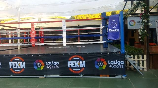 CANTABRIA, FABRICACION RING, JAULAS, LONAS,  - foto 9