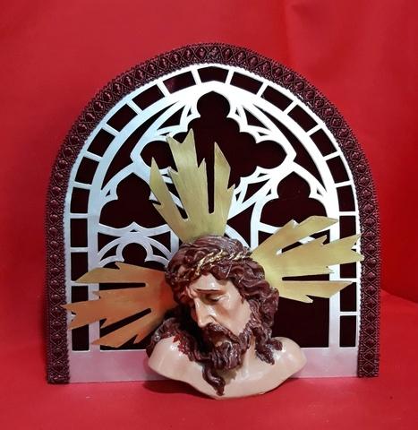Cristo Con Capilla