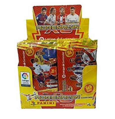 2010 Panini Adrenalyn Fifa Word Cup Caja de 50 Sobres de Cromos Album.