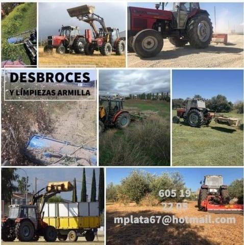 DESBROCES Y LIMPIEZAS ARMILLA PLATAPLATA - foto 1