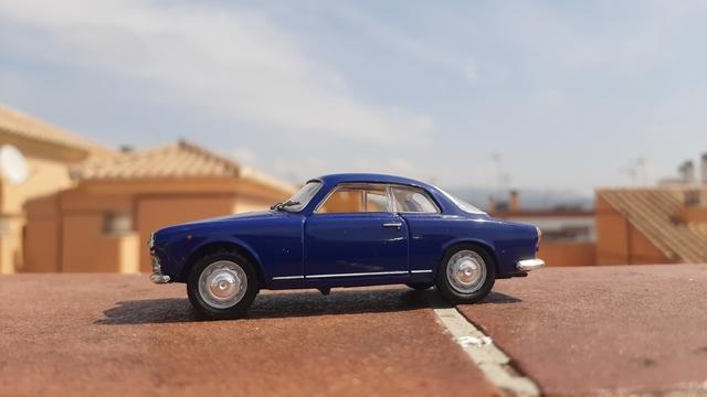 Alfa Romeo Guilieta Escala 1/43.